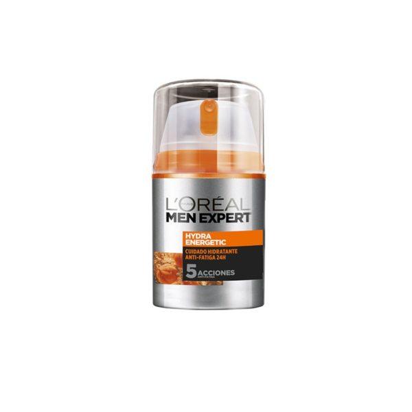 L'Oréal Men Expert Hydra Energetic Crema Hidratante Anti-Fatiga 24h para hombres 50 ml