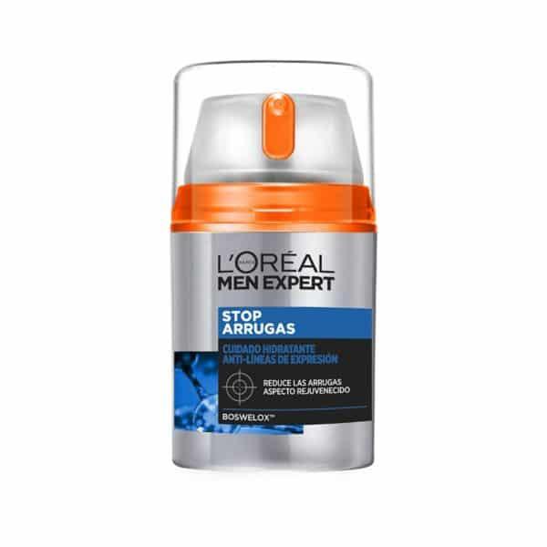 L'Oréal Men Expert Stop-Arrugas Cuidado Hidratante Anti-Líneas de Expresión para hombres 50 ml