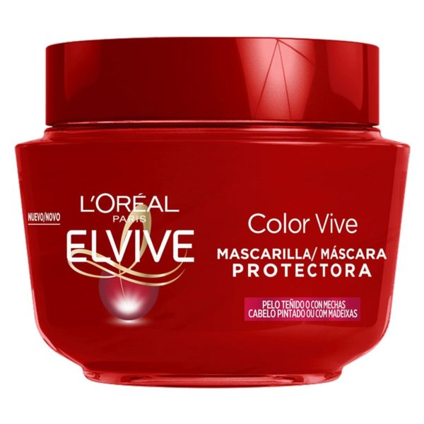 L´Oréal Paris Elvive Color Vive Mascarilla Protectora para el pelo teñido 300ml