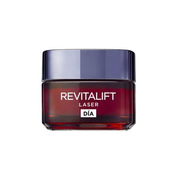 L'Oréal Paris Revitalift Láser Crema de Día Anti-Edad Intensiva - Con Proxylane -50 ml