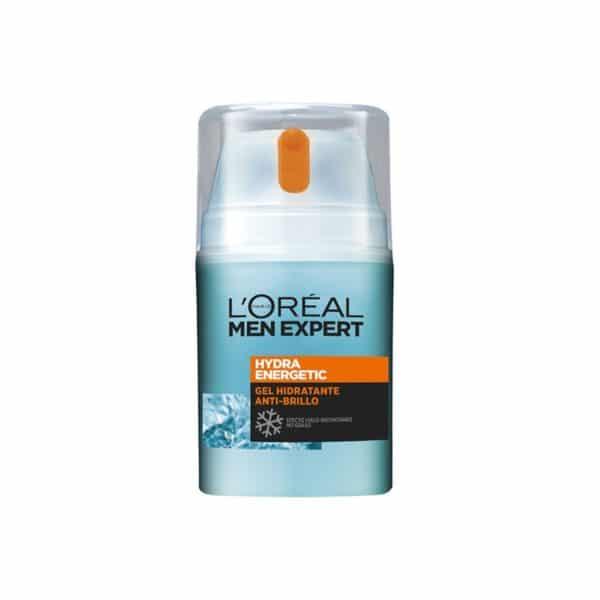 L'Oréal Men Expert Hydra Energetic Crema Hidratante Anti-Brillo para hombres 50 ml