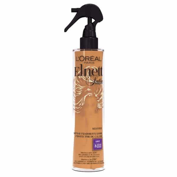L'Oréal Paris Elnett Spray Protector de Calor Liso 170 ml