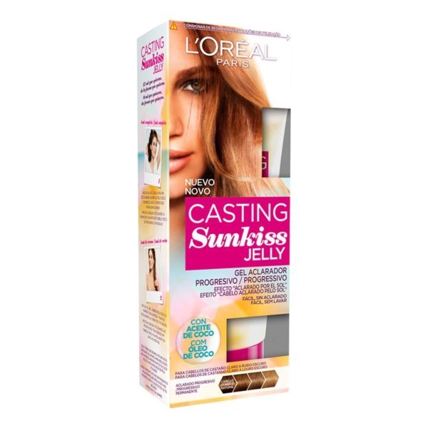 L'ORÉAL PARIS Casting Sunkiss Jelly Gel Aclarador Progresivo