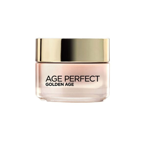L'Oréal Paris Age Perfect Golden Age Crema de Día Pieles Maduras y Apagadas 50ml