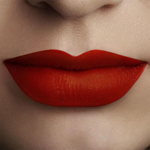 L'Oréal Paris Rouge Signature 115 I am Worth It pintalabios mate permanente rojo