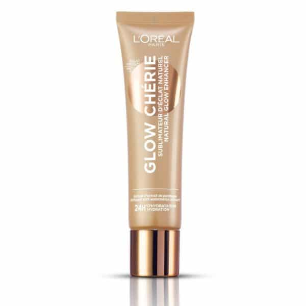 L'Oréal Paris iluminador natural Glow Chérie tono medio Medium glow 30ml