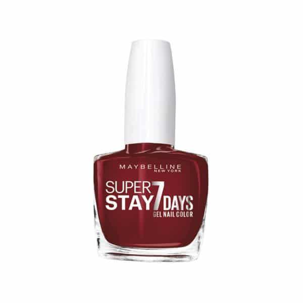 Maybelline Superstay 7 Días Laca de Uñas 287 Rouge Couture Plum