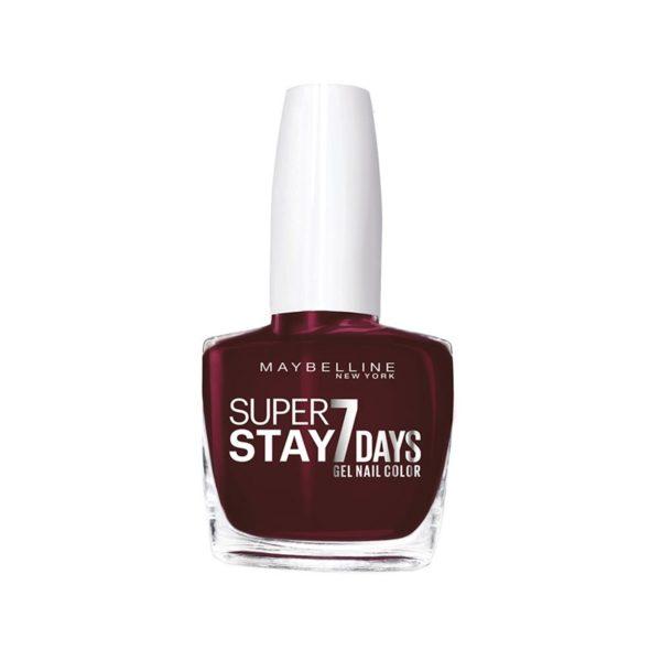 Maybelline Superstay 7 Días Laca de Uñas 501 Cherry Sin