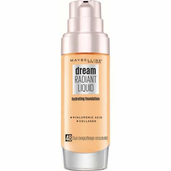 Maybelline Dream Radiant Liquid 42 Bronze Beige