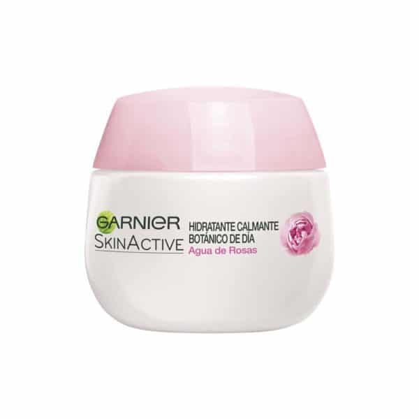 Skin Active Crema hidratante piel sensible Rosa 50 ml