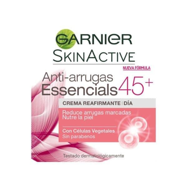 Garnier Essencials Crema Facial hidratante +45