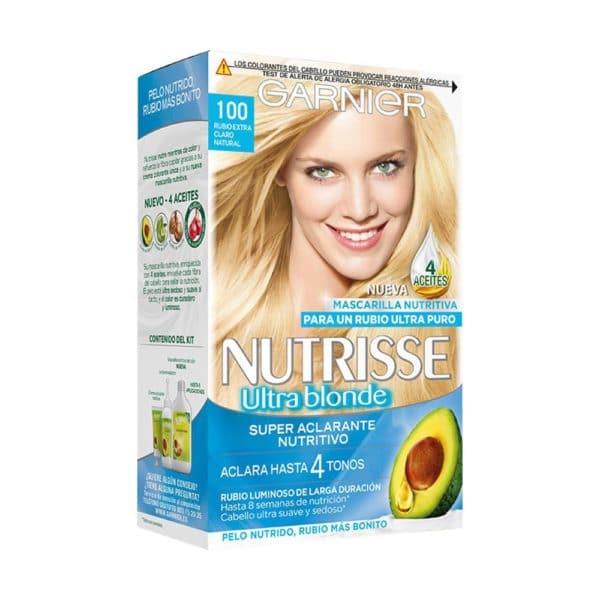Nutrisse Tinte Capilar 100 - Rubio Extra Claro Natural