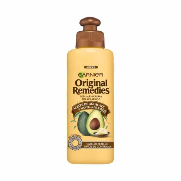 Original Remedies Aceite en Crema Aguacate y Karité 200 ml
