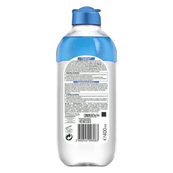Garnier Agua Micelar Sensitive piel sensible - 400 ML