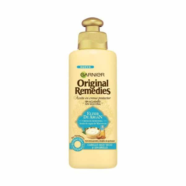 Original Remedies Aceite en Crema Elixir de Argán 200 ml