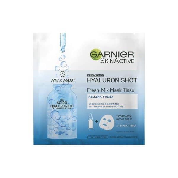 Skin Active Mascarilla Facial Hidratante y Refrescante
