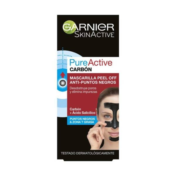 Pure Active Mascarilla peel off anti- puntos negros