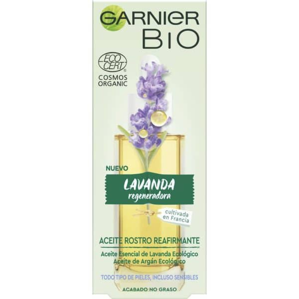 Garnier BIO Aceite Reafirmante Facial - 30 ml