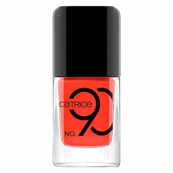CATRICE ICONails Gel Lacquer esmalte de uñas 90