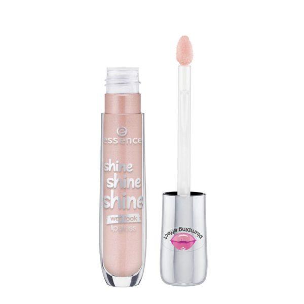 Essence Shine Shine Shine Brillo de labios 25 Volume please!