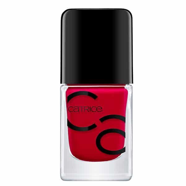 CATRICE ICONails Gel Lacquer esmalte de uñas 02