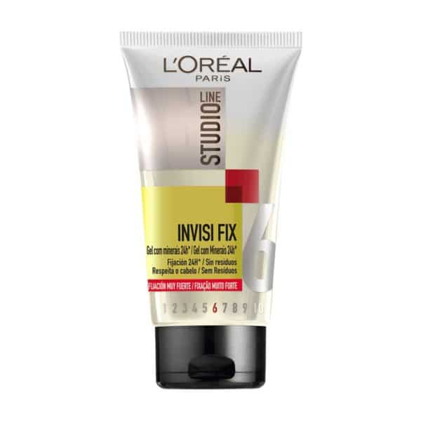 L'Oréal Paris Studio Line Invisi Fix Gel Fijación Extra Fuerte 150ml