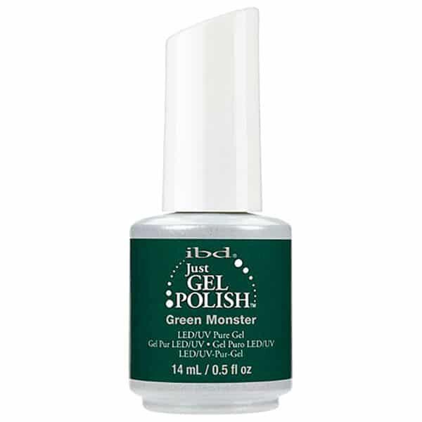 Ibd Just Gel Esmalte en Gel Semipermanente Green Monster 14 ml