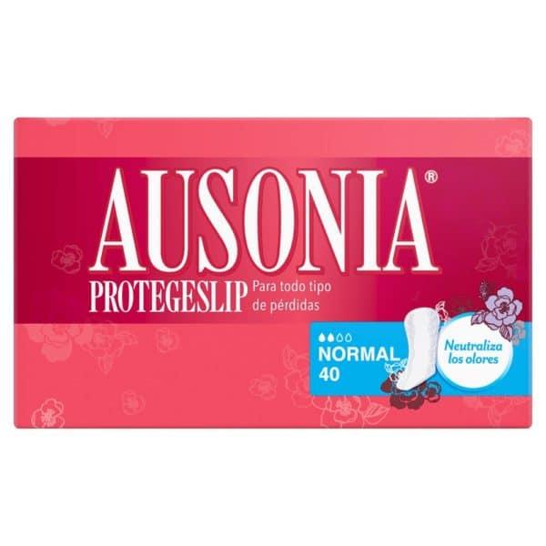 AUSONIA Protegeslip Normal 40 uds.