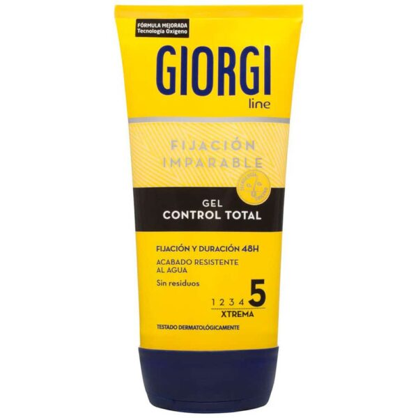 GIORGI GEL CONTROL TOTAL X-TREM 150 ML.