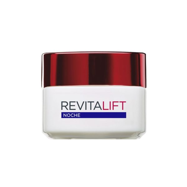 L'Oréal Paris Revitalift Crema Noche Antiarrugas- Con Pro-Retinol - 50 ml