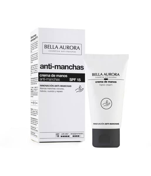 Bella Aurora CREMA MANOS TRATAMIENTO ANTIMANCHAS 75 ML